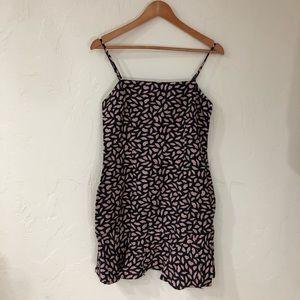ASOS Dresses - The East order Tessa lip print mini dress